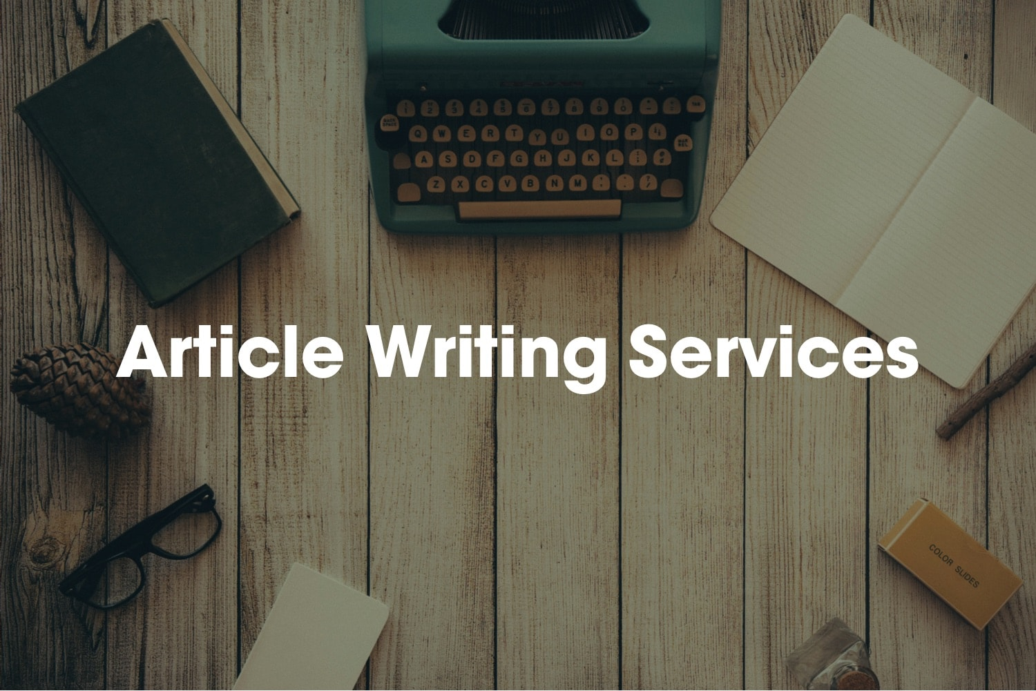 Writing services company
